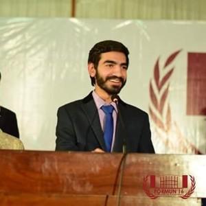 Shayan Zafar (UNDP)