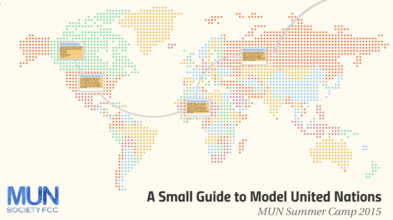 A Small Guide to Model United Nations