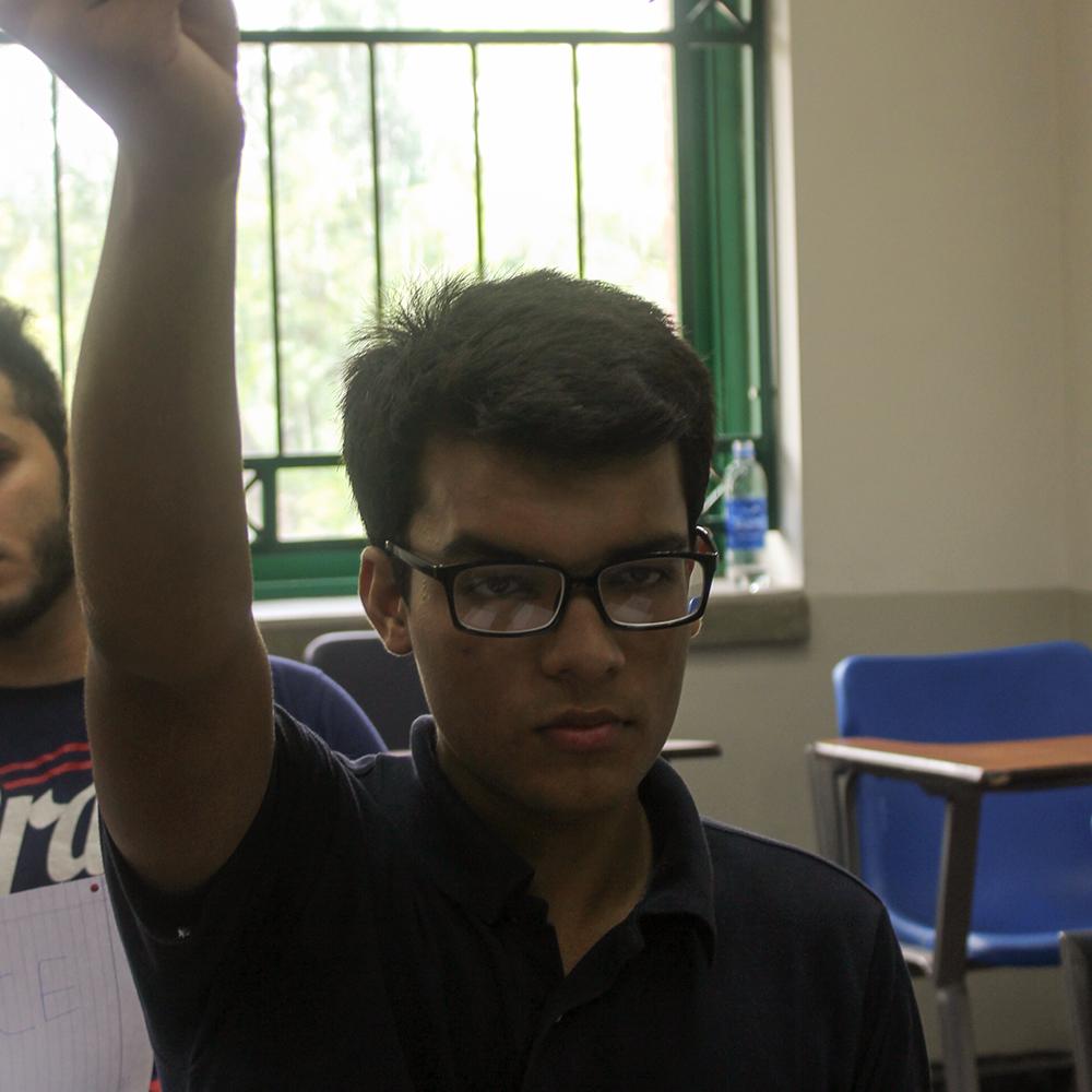 Bilal Naseem, GCU