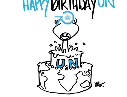 Model UN Society FCC celebrates United Nations 70th Birthday