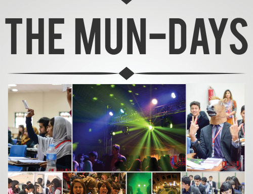THE MUN-DAYS Official Newsletter Of FORMUN 16 (vol.2)