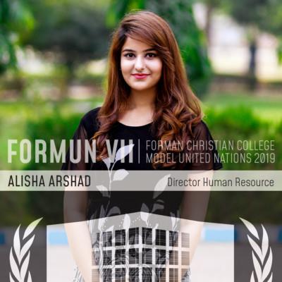 Alisha Arshad