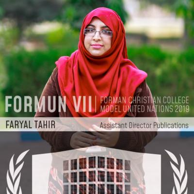 Faryal Tahir
