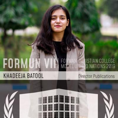 Khadeeja Batool