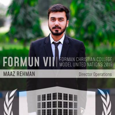 Maaz Rehman