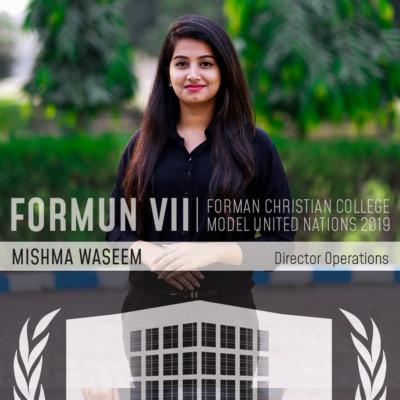 Mishma Waseem