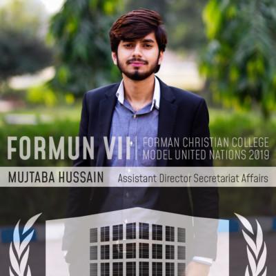 Mujtaba Hussain