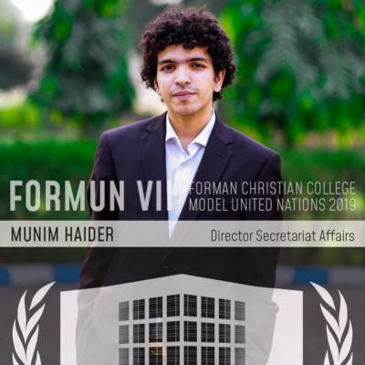 Munim Haider