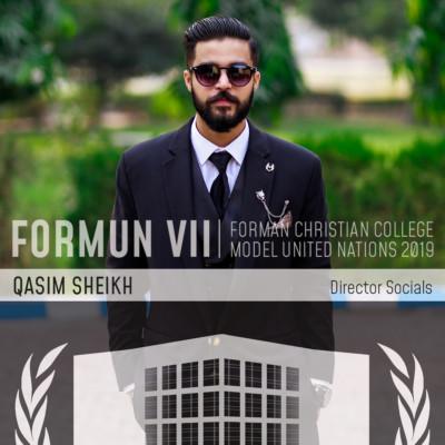 Qasim Shiekh