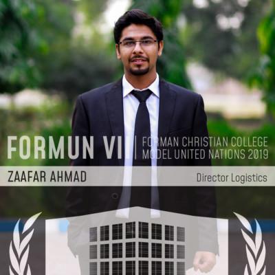 Zaafar Ahmad